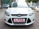 Ô tô Đức Thiện bán Ford Focus S 2.0AT sx 2014, màu trắng, đăng ký 1 chủ từ đầu, đi giữ còn cực mới