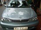 Cần bán Toyota Corolla 1.6 GLi đời 2000, màu bạc, nhập khẩu nguyên chiếc
