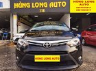 Bán xe Toyota Vios 1.5 G 2016, màu đen, giá tốt