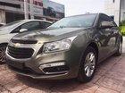 Cần bán xe Chevrolet Cruze LT 1.6MT đời 2016, màu nâu