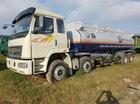 Bán xe bồn chở xăng dầu FAW 21m3- nhập khẩu nguyên chiếc chỉ hơn tỷ