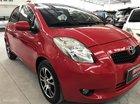 Vui xuân Toyota đón ngay xe Yaris 1.3AT đời 2007, màu đỏ, xe nhập khẩu nha