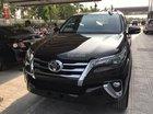 Toyota Fortuner V 2017 màu đen giao ngay, nhập khẩu nguyên chiếc