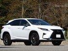 Cần bán lại xe Lexus RX đời 2016, màu trắng, nhập khẩu
