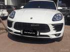 Bán xe Porsche Macan đời 2015 màu trắng, chính chủ cần tìm người sang nhượng