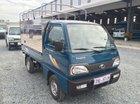 Bán Thaco Towner750A mui bạt 650Kg đời 2016, màu xanh lam