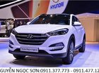 Bán xe Hyundai Tucson mới đời 2017, màu trắng, nhập khẩu nguyên chiếc, giá sốc, liên hệ: 0911.377.773 gặp Ngọc Sơn