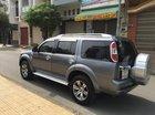 Cần bán xe Ford Everest AT Limited đời 2009, màu xanh đá, giá bán 575 triệu
