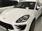 Cần bán gấp Porsche Macan đời 2015, màu trắng, nhập khẩu chính hãng số tự động
