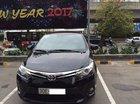 Bán xe cũ Toyota Vios 1.5 G đời 2016, màu đen số tự động