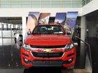 Chevrolet Colorado 2017 giá siêu đặc biệt và nhiều khuyến mãi lớn