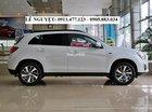 Cần bán Mitsubishi Outlander mới 2017, màu trắng, nhập khẩu Nhật Bản, liên hệ: Lê Nguyệt: 0911.477.123