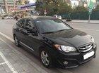 Cần bán xe cũ Hyundai Avante AT đời 2011, màu đen