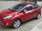 Cần bán lại xe Ford Fiesta đời 2011 màu đỏ, giá tốt