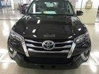 Bán xe Toyota Fortuner 4x2 V đời 2017, cam kết giá tốt nhất, uy tín nhất miền Nam