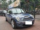Cần bán lại xe Mini Cooper Convertible S sản xuất 2007, màu xanh lam nhập từ Mỹ, 520 triệu