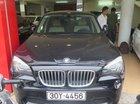 Bán BMW X1 AT đời 2010, màu đen, xe nhập số tự động, giá 760tr