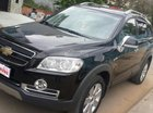 Bán ô tô Chevrolet Captiva LTZ năm 2011, màu đen, 539 triệu