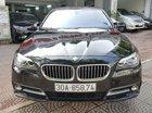 Xe BMW 5 Series 520i sản xuất 2016, màu đen, nhập khẩu