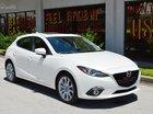 Bán Mazda 3 đời 2017, màu trắng khuyến mãi lớn hỗ trợ trả góp 80% giá trị xe liên hệ 0903201016