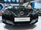 Bán Nissan Teana 2.5SL đời 2017, màu đen, nhập khẩu chính hãng