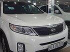 Cần bán xe cũ Kia Sorento AT đời 2014, màu trắng