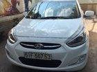 Cần bán lại xe Hyundai Accent đời 2015, màu trắng như mới