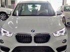 Bán xe BMW X1 sDrive 18i 2016, màu trắng, nhập khẩu chính hãng