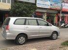 Cần bán chiếc xe Toyota Innova 2.0G xịn nguyên bản, màu bạc, SX 2009, giá bán 487tr