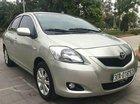 Bán xe cũ Toyota Yaris sản xuất 2007, màu bạc, nhập khẩu chính hãng số sàn, giá 325tr