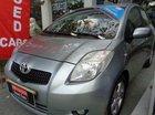 Cần bán xe Toyota Yaris 1.3 AT năm 2007, màu bạc