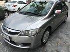 Bán Honda Civic 1.8MT đời 2010, màu xám