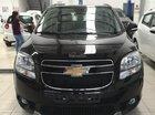 Bán xe Chevrolet Orlando LTZ đời 2017, màu đen