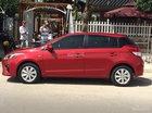 Cần bán Toyota Yaris E đời 2016, màu đỏ, xe nhập, giá chỉ 650 triệu