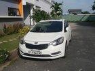 Kia K3 2.0 AT 2014, màu trắng, xe nhà dùng, biển số đẹp