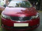 Cần bán xe Kia Cerato đời 2010, màu đỏ, nhập khẩu nguyên chiếc