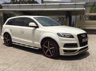 Chính chủ bán Audi Q7 3.6 S-Line Full Options trắng, ĐKLĐ 07/2012