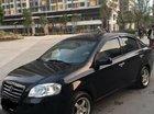 Cần bán xe cũ Daewoo Gentra đời 2009, màu đen ít sử dụng