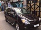 Cần bán xe Toyota Innova 2.0G đời 2008, màu đen