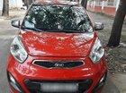 Lên đời cần bán Kia Picanto đời 2013, màu đỏ chính chủ
