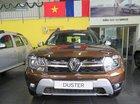 Bán xe Renault Duster sản xuất 2017, màu nâu