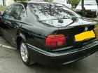 Bán xe BMW 5 Series năm 1998 màu đen, giá tốt