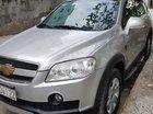 Cần bán Chevrolet Captiva LT đời 2007, màu bạc
