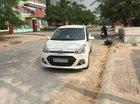 Cần tiền bán Hyundai i10 đời 2014, màu trắng, 445 triệu