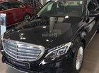 Bán ô tô Mercedes-Benz C250 màu đen nội thất đen, giá 1 tỷ 611 triệu, có xe giao ngay