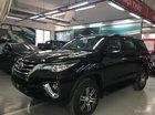Cần bán xe Toyota Fortuner V 4x2AT sản xuất 2017 màu đen, nhập khẩu chính hãng