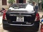 Cần bán xe cũ Daewoo Lacetti max đời 2004, màu đen
