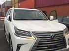 Cần bán xe Lexus LX 570 đời 2017, màu trắng, nhập khẩu