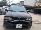 Cần bán xe cũ BMW X5 đời 2005, màu đen, nhập khẩu nguyên chiếc