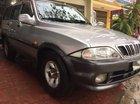Cần bán xe cũ Ssangyong Musso 2002, nhập khẩu chính hãng